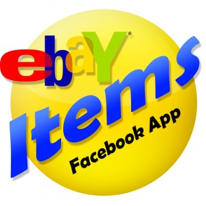 eBay Items Facebook Tab for Pages